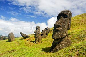 Chile, Rapa Nui, Osterinsel