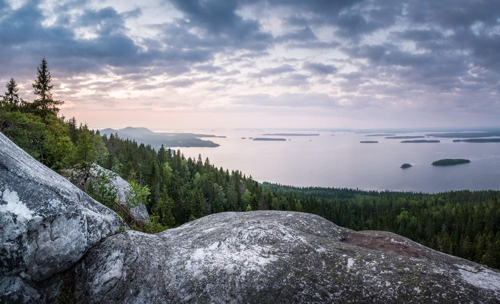Finnland, Koli Nationalpark