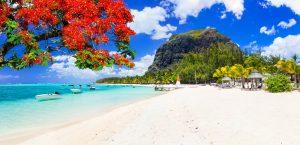 Mauritius, Strand