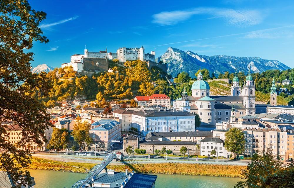 Salzburg, Hohensalzburg