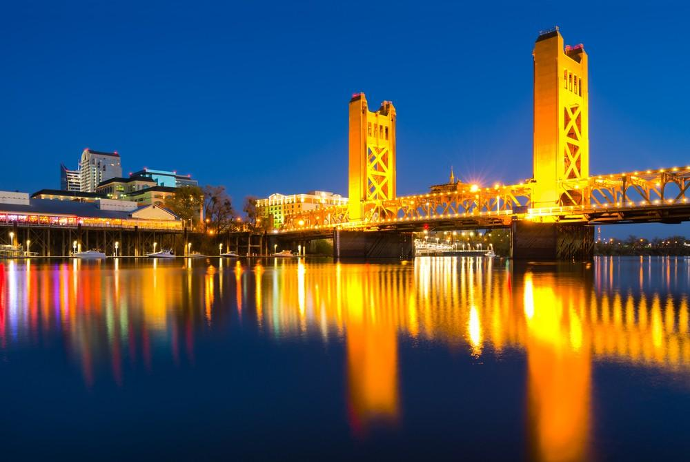Sacramento, Tower Bridge
