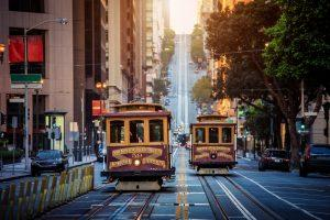 San Francisco, Cable Cars