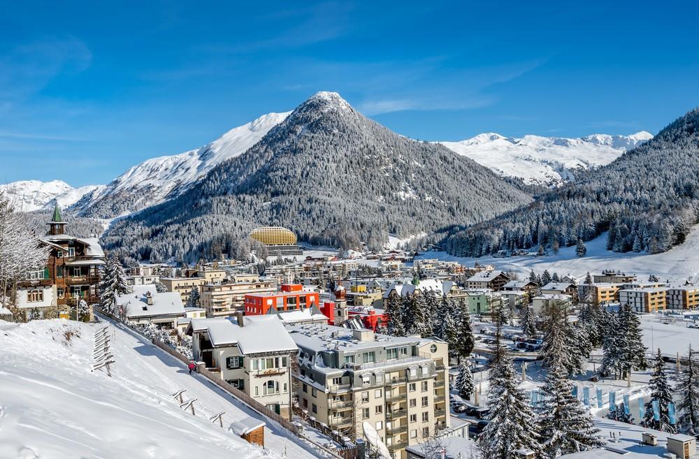 Alpen Schweiz, Davos