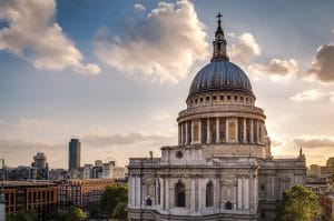 London, St. Pauls Cathedral