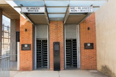 Apartheidmuseum, Johannesburg