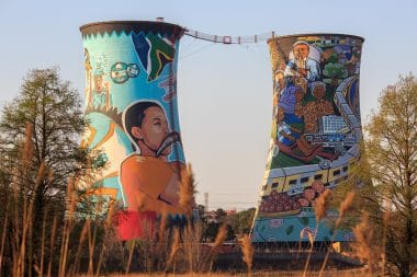 Johannesburg, Orlando Towers