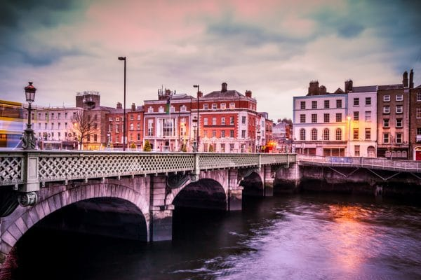 Grattan-Bridge Dublin