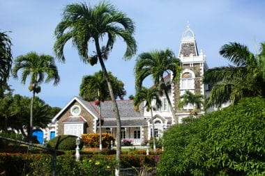 Government House St. Lucia