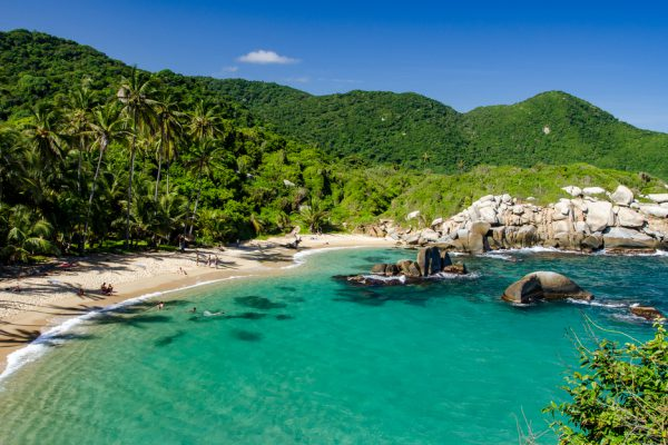 Kolumbien, Tayrona National Park