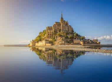 Le Mont Saint Michel, Normandie