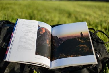 Mountain Moments Buch