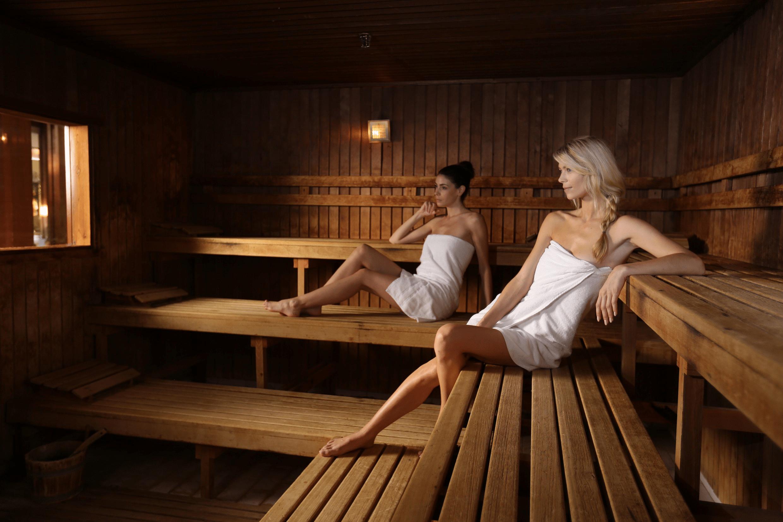 Sauna Center Parcs