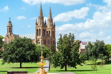St. Peters Cathedral in Adelaide