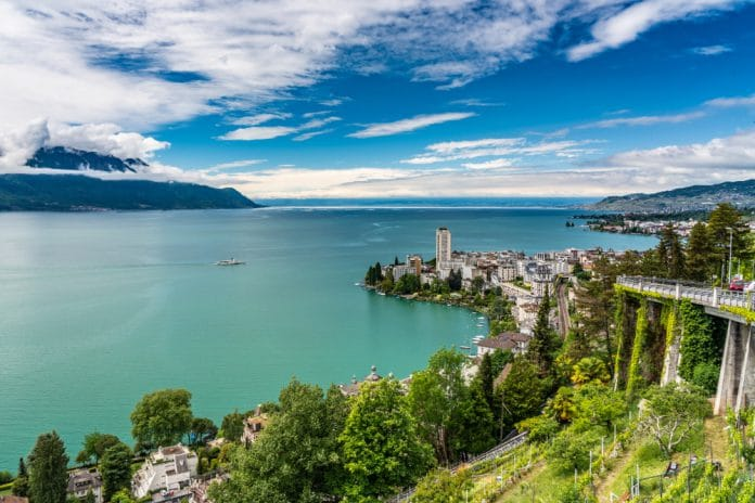 Montreux, Genfersee